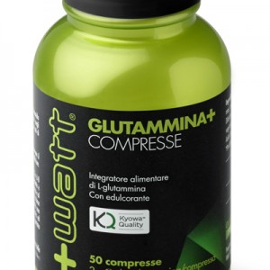 +Watt Glutammina + compresse 08-15102296